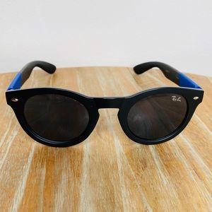 Ray Ban Round Lens Sunglasses